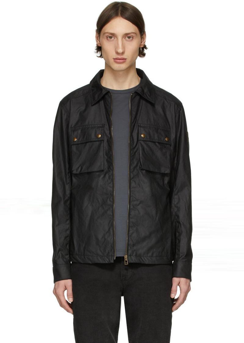 Belstaff Black Dunstall Jacket