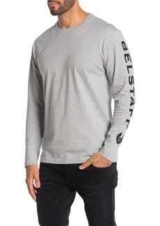 Belstaff Bratton Logo Sleeve T-Shirt