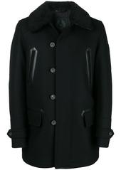 Belstaff classic button up coat
