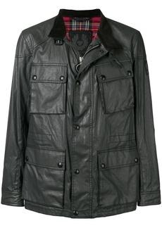 Belstaff coated jacket