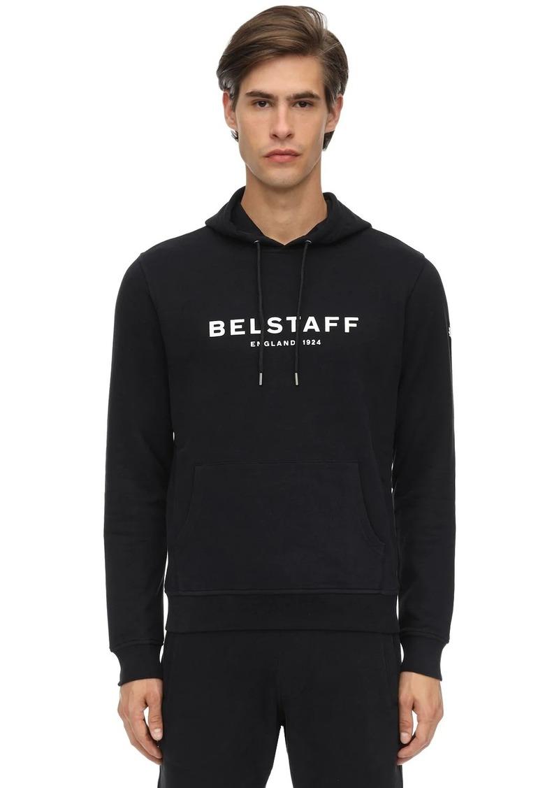 Belstaff Cotton Sweatshirt Hoodie