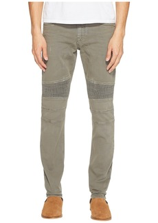 Belstaff Eastham Slim Stretch Vintage Motor Denim in Dusty Sage