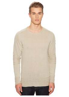 Belstaff Exford Fine Gauge Linen Sweater