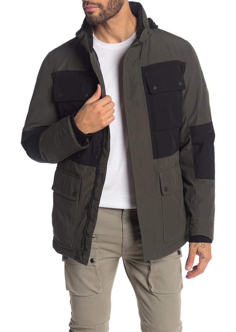 Belstaff Explorer Two-Tone Jacket
