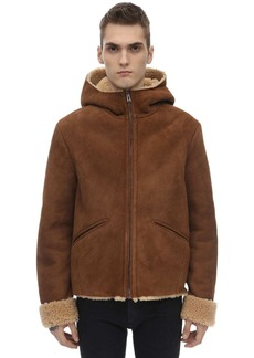 Belstaff Glenn Merino Shearling Jacket
