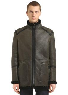Belstaff Greenstead Reversible Shearling Jacket