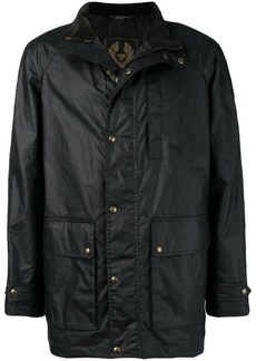 Belstaff high neck cargo jacket