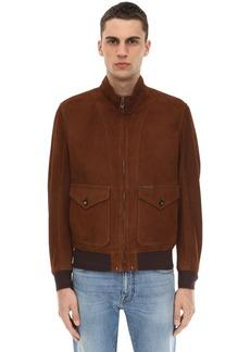 Belstaff Hughes Luxe Suede Jacket