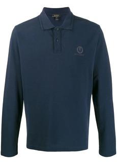 Belstaff knitted polo shirt
