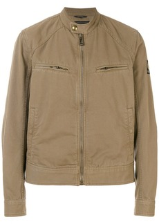 Belstaff lightweight fitted jacket