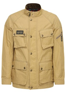 Belstaff Long Way Up Cotton Field Jacket
