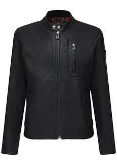 Belstaff Long Way Up Montana Leather Jacket