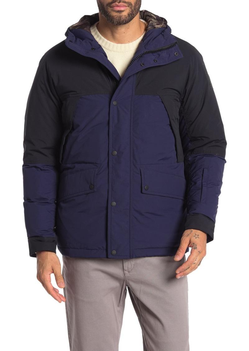 Belstaff Martock BXS Two-Tone Jacket