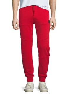 Belstaff Men's Oakington Modern Fleece Sweatpants