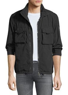 Belstaff Men's Pendeen Garment-Dyed Utility Jacket