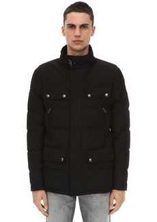 Belstaff Mountain Techno Down Jacket