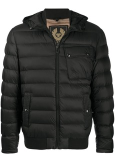 Belstaff multi-pocket padded jacket