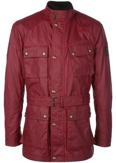 Belstaff multi-pocket shirt jacket