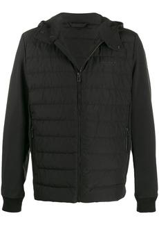 Belstaff Nevis hooded down jacket