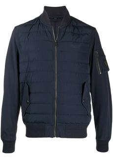 Belstaff padded bomber jacket