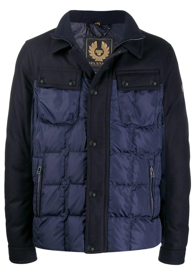 Belstaff Retreat quilted jacket