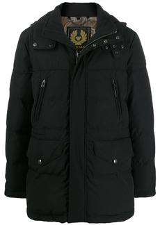 Belstaff short padded coat