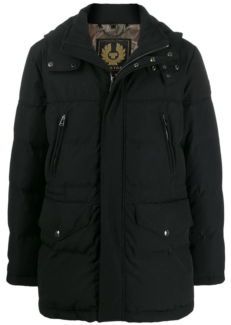 Belstaff short padded coat