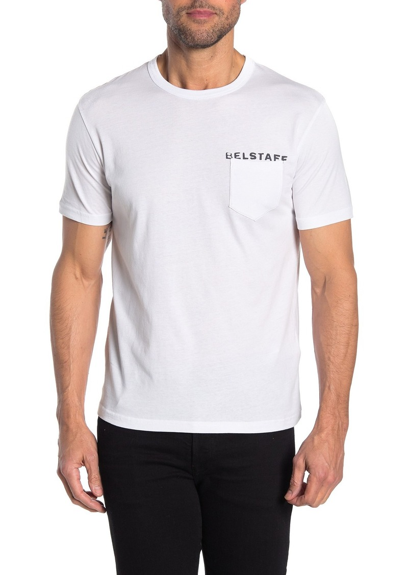 Belstaff Spray Phoenix Graphic T-Shirt