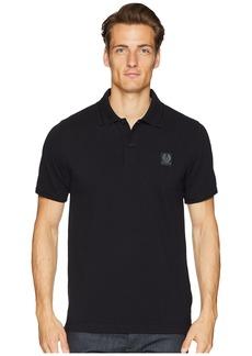 Belstaff Stannet Cotton Pique Polo Shirt