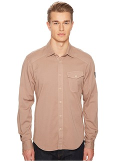 Belstaff Steadway Garment Dyed Twill Shirt