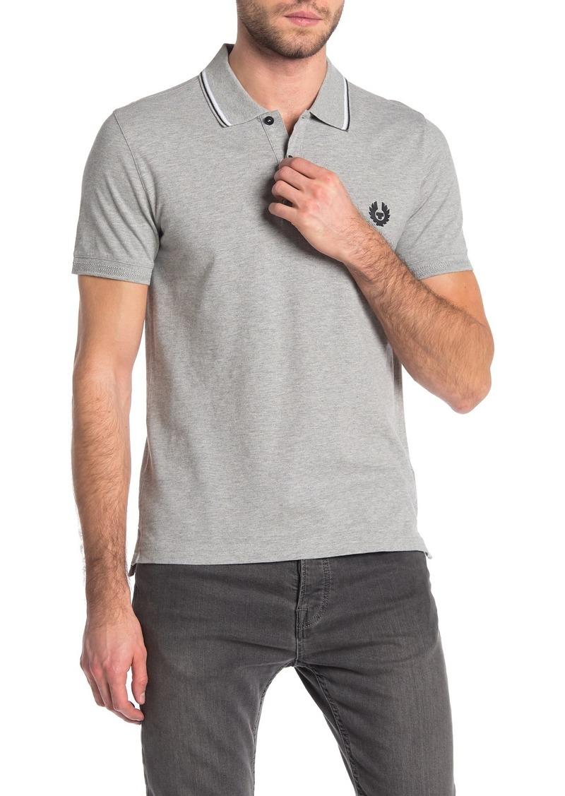 Belstaff Stewarton Short Sleeve Polo