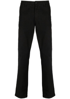 Belstaff straight-leg cotton trousers