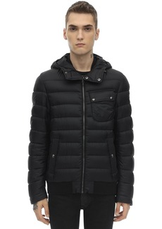 Belstaff Streamline Nylon Down Jacket