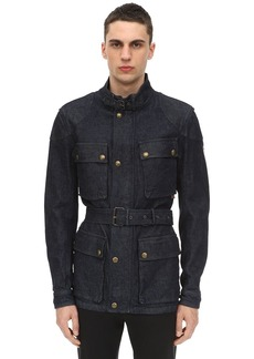 Belstaff Trialmaster Cotton Blend Jacket
