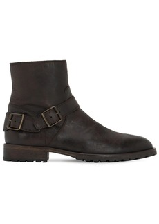 Belstaff Trialmaster Hand-waxed Leather Boots