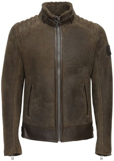 Belstaff Westlake 2.0 Shearling Jacket