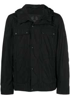 Belstaff zipped hooded jacket