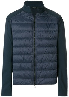 Belstaff zipped padded jacket