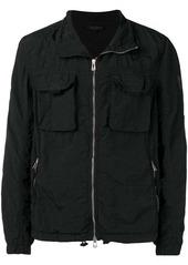 Belstaff zipped shirt jacket