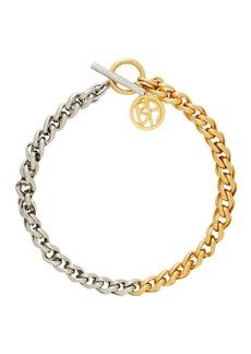 Ben-Amun Asteriod Mixed Chain-Link Necklace