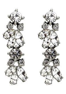 BEN-AMUN 'Crystal Vine' Drop Earrings