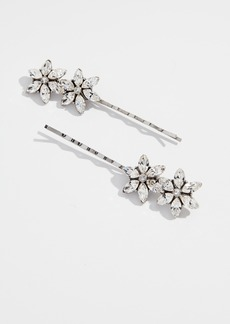 Ben-Amun Flower Hair Pins