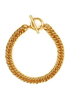 Ben-Amun Gold-Plated Chain Link Necklace