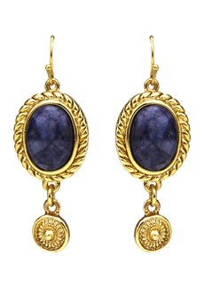 Ben-Amun Stone Drop Earrings