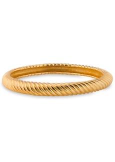 Ben-amun Woman Gold-tone Bangle Gold