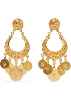 Ben-amun Woman Gold-tone Earrings Gold