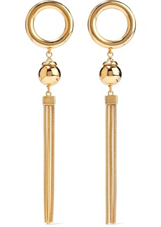 Ben-amun Woman Gold-tone Tassel Earrings Gold
