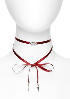 Ben-Amun Wrap Choker Necklace