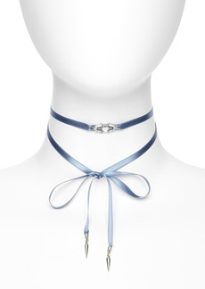 Ben-Amun Deco Wrap Choker Necklace