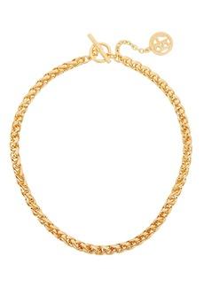 Ben-Amun Braided Chain Necklace